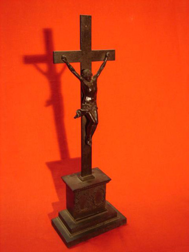 Large Berlin Iron 1815 crucifix