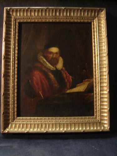 Oil of copper Elizabethan Scholar